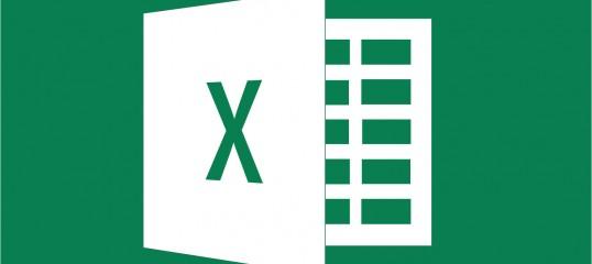 Microsoft Excel 2016 (Part 1)