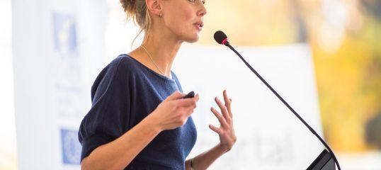 Public Speaking - Presentation Survival School