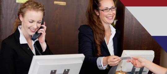 Learn Dutch Online (Hospitality) - Level 1