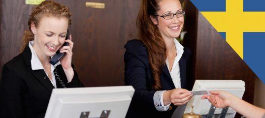 Learn Swedish Online (Hospitality) - Level 1
